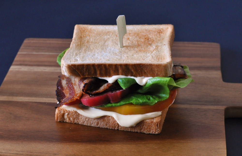 BLT for blog