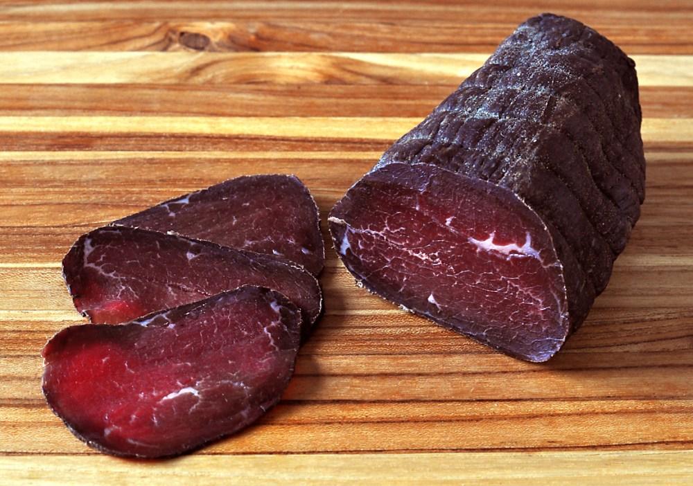 Wagyy Beef Bresaola