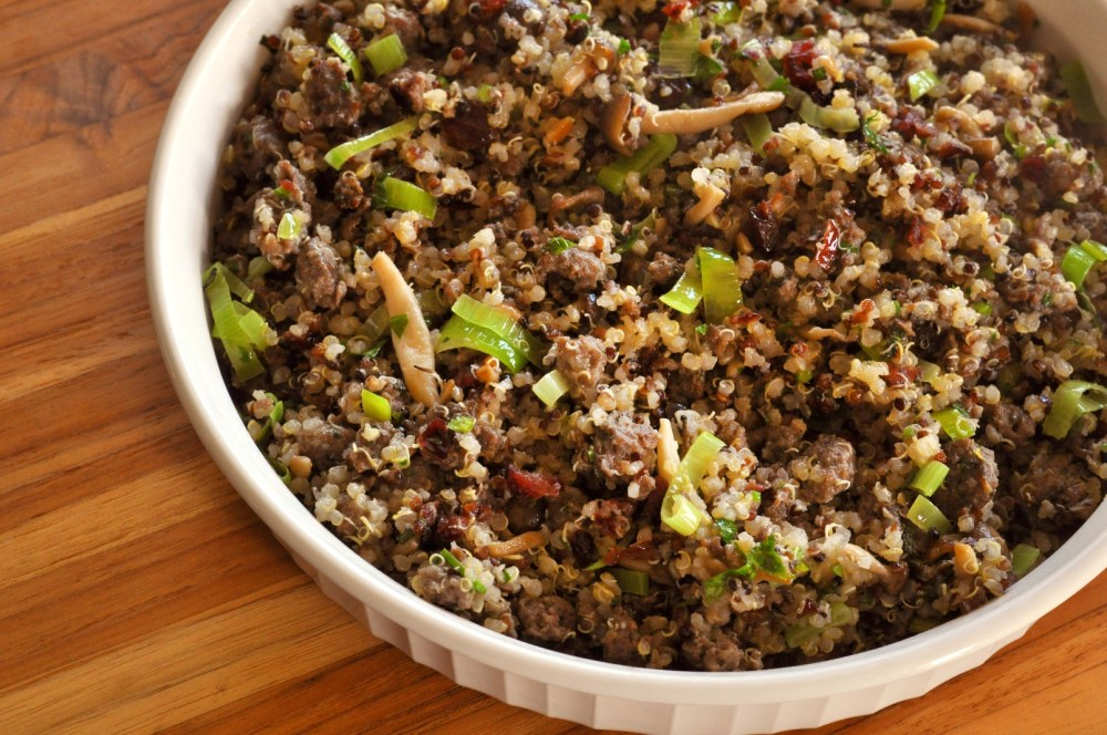 quinoa dressing for blog