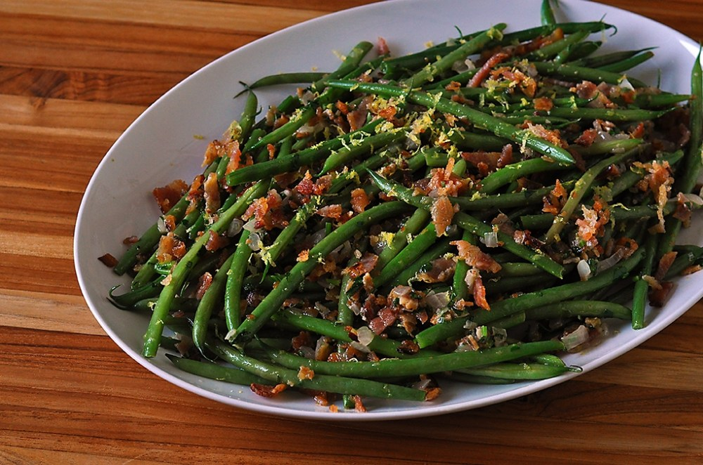 lemon-green-beans-with-bacon-recipe
