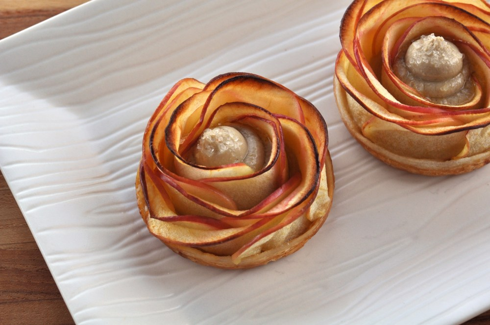 foie gras roses close hi res
