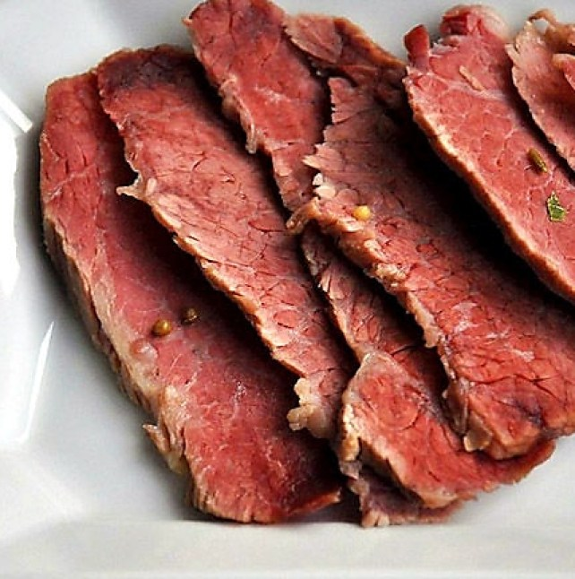 This image has an empty alt attribute; its file name is corned-beef-brisket-recipe.jpg