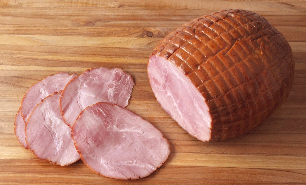 CHAHAM204-1 Boneless Whole Ham