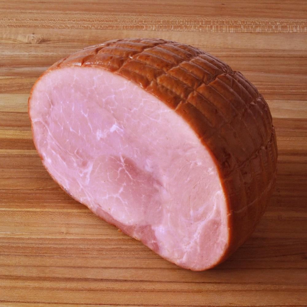 CHAHAM206-1 Boneless Half Ham