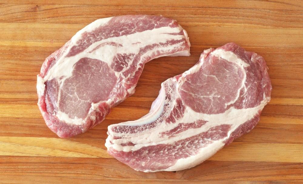 FPBFR003-1-R Milanese Pork Chops