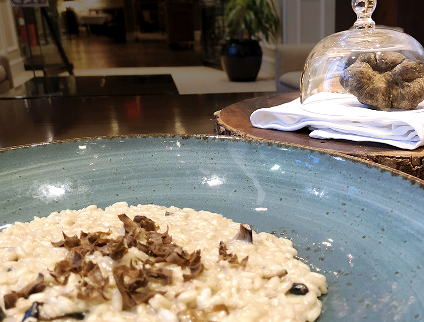what will you make with your white truffle center of