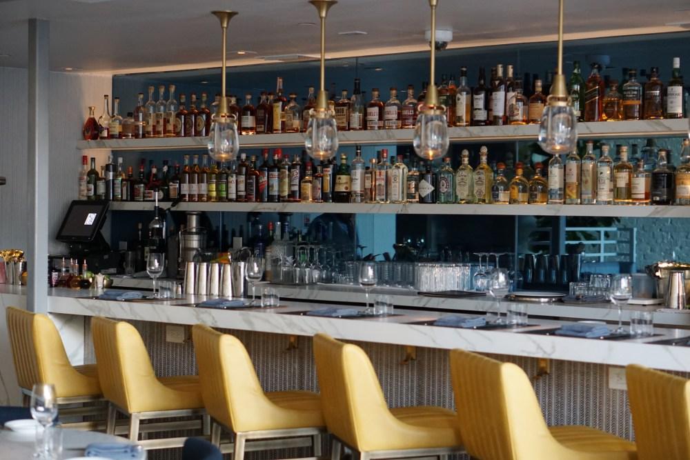Ad Lib Restaurant Norman Van Aken Bar