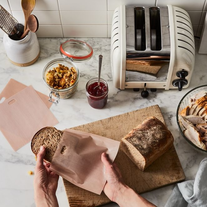 Food52 Toastabags