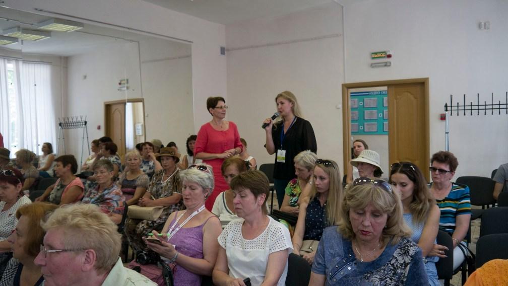 Презентация навигационной системы «Крокі на Гукі» в Витебске