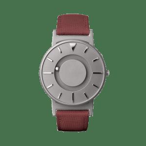 Часы тактильные, магнитные. Модель Magnetic Braille watch 5