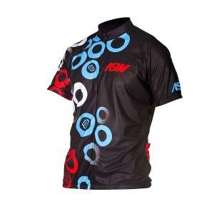 Camisa Ciclismo ASW Fun Pearl