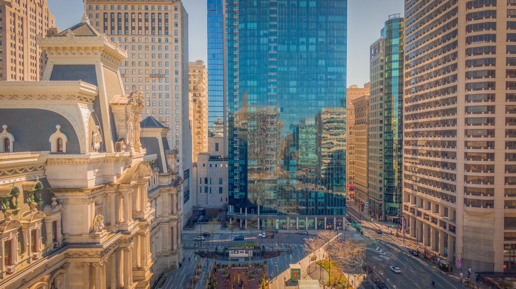 Ritz Carlton Condominiums in Philadelphia