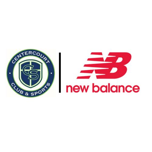 New Balance and Centercourt Club & Sports Announces Partnership