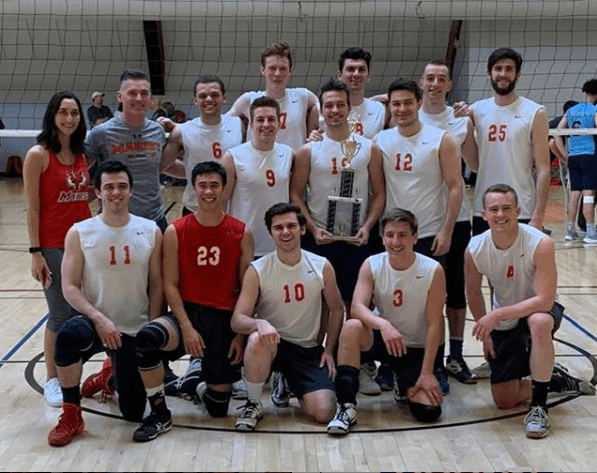 Marist Men's Volleyball Hoping Hard Work Pays Off