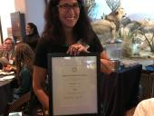 Carmen Domingo inducted into California Academy of Sciences