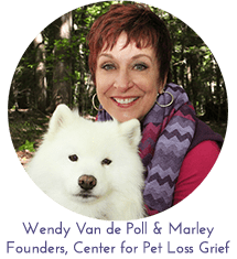 The Pet Professional's Guide to Pet Loss ~ Meet Wendy