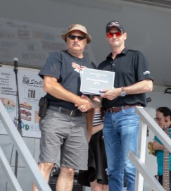 2nd Place winner in Stock was Chris Knoll with a 1968 Chevy SS 427 Impala. CONGRATULTIONS!!!