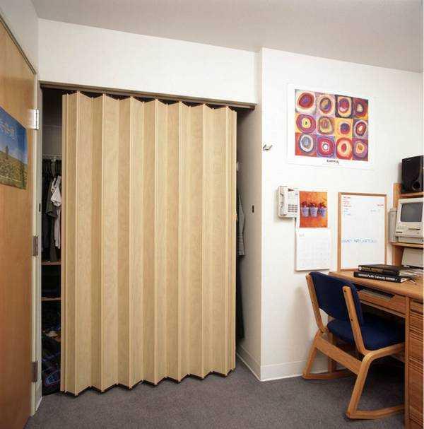 Раздвижные двери для гардеробной фото