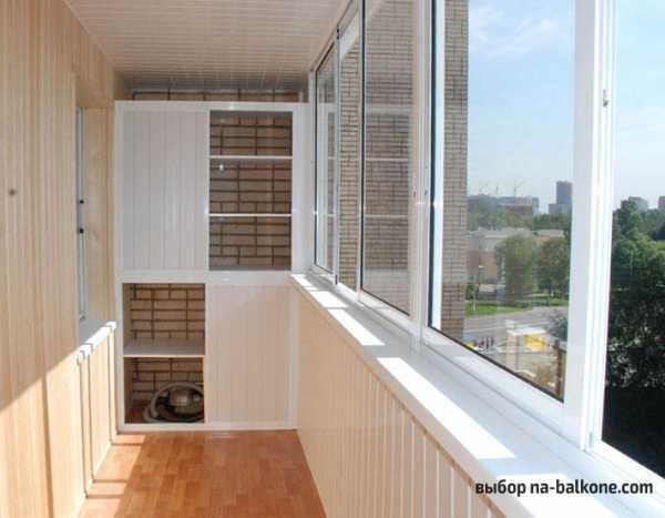 Варианты отделки балкона внутри фото оформления
