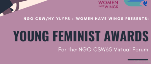 The Young Feminist Awards