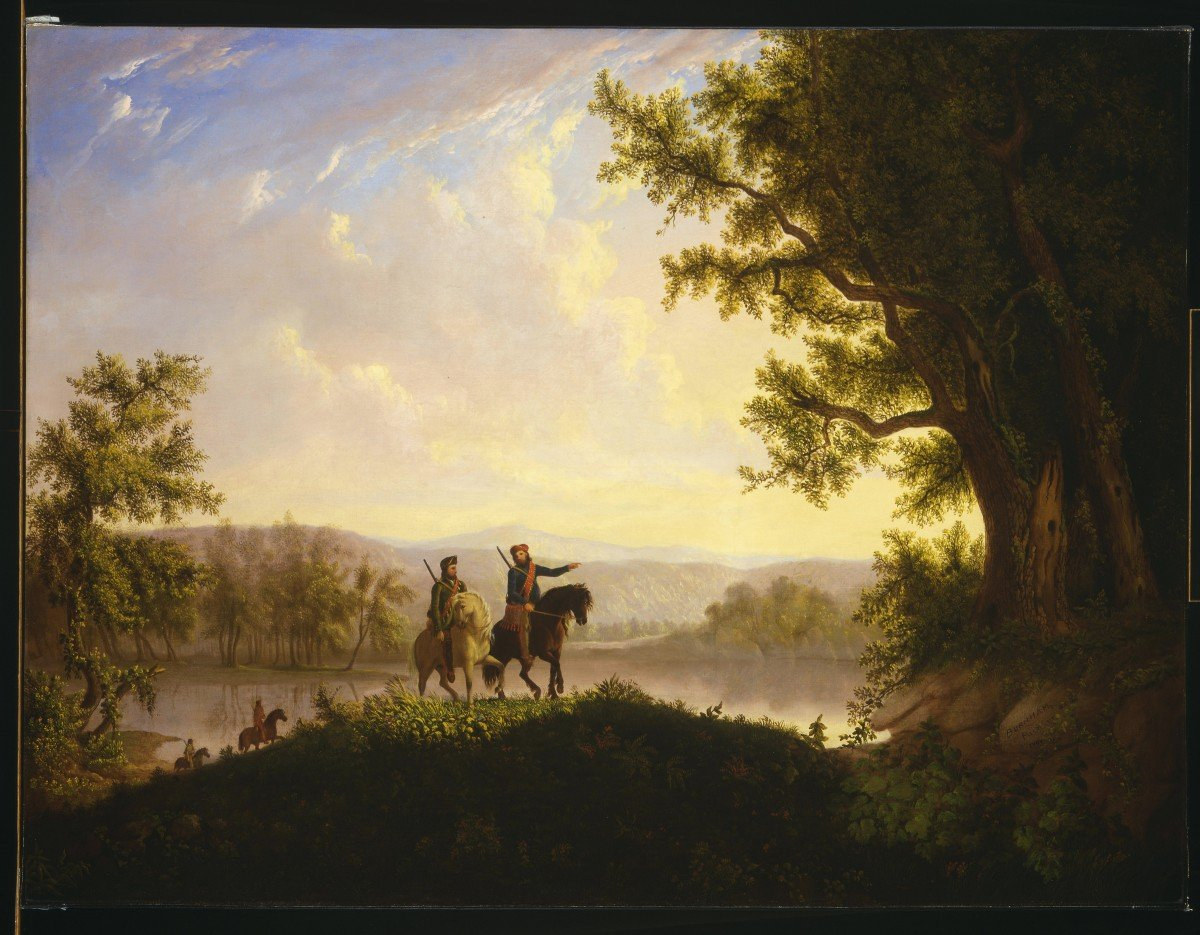 Guns Of Lewis And Clark