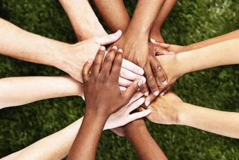 Image result for diversity hands""