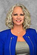 Melissa Larkin-Skinner, MA, MBA, LMHC – Regional Chief Executive Officer