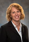 Jodie Robison, Ph.D., LPC-MHSP, NCC – Executive Director