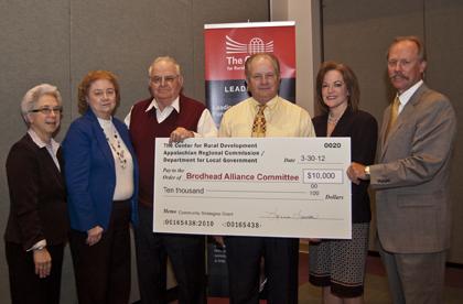 The Center for Rural Development » ARC award recipients ...