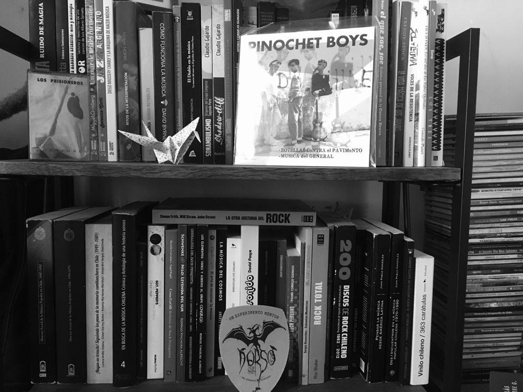 """Centex inicia ciclo  """"Identidad sonora"""" con entrevistas sobre libros de música popular chilena"""