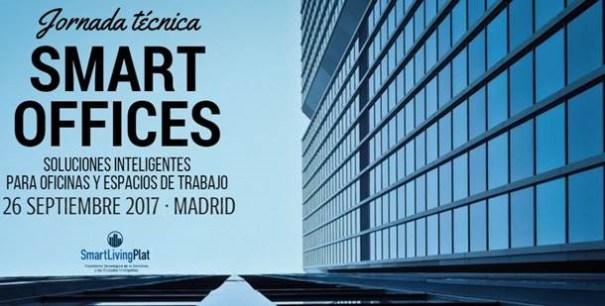Jornada Smart Offices Madrid