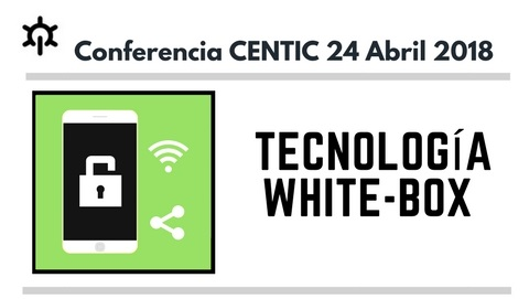 Conferencia Tecnología White-box