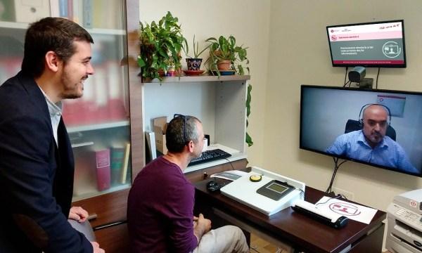Proyecto Telepresencia Cloud Seditel y Diputación Albacete