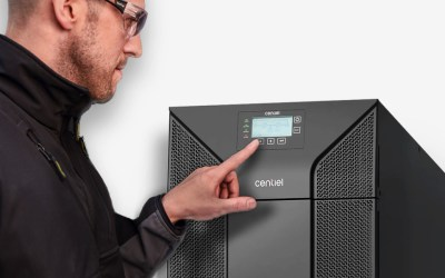 CENTIEL Introduces New Stand-Alone UPS