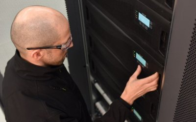 CENTIEL Increases the Power Density of its Pioneering 4th Generation Modular UPS System: CumulusPower™