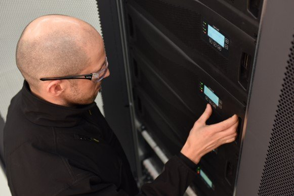 How Close to The Perfect UPS is 4th Generation Modular UPS Technology?