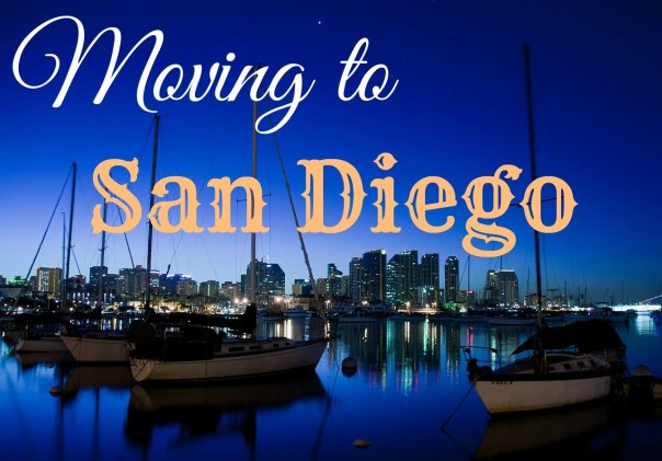 Moving to San Diego, CA - Cento Moving