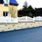 clôtures PVC sur mesure