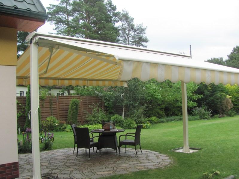 Store sur mesure pour jardin et terrasse