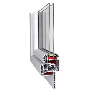 Fenêtre PVC Alusplast IDEAL 5000 réno