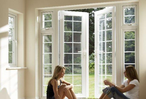 Fenêtre à l'anglaise