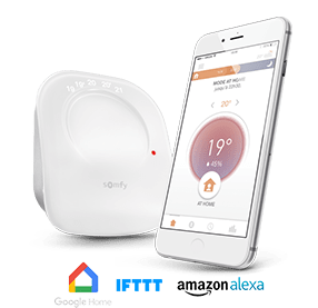SOMFY - THERMOSTAT CONNECTÉ