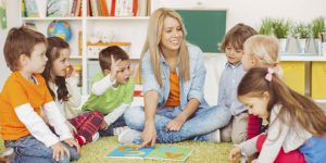 The Early Childhood Educator and Key Strategies to Calm Child