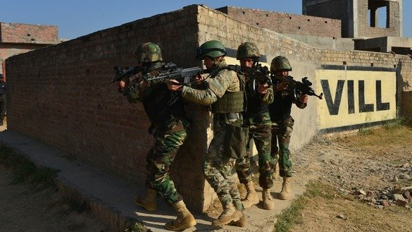 Kazakhstan, Pakistan run joint counter-terrorism exercises
