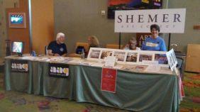 shemer art center table