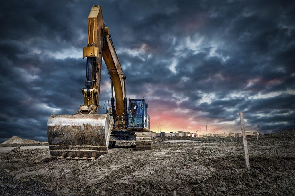 John Deere Excavator Wallpaper