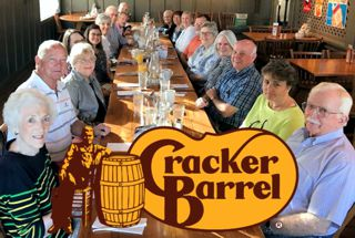 Adults 50+ Breakfast at Cracker Barrel