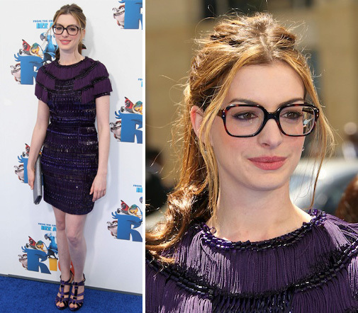Anne óculos