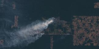 Incêndio Amazonia