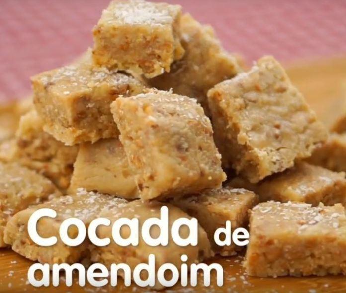 Cocada de Amendoim
